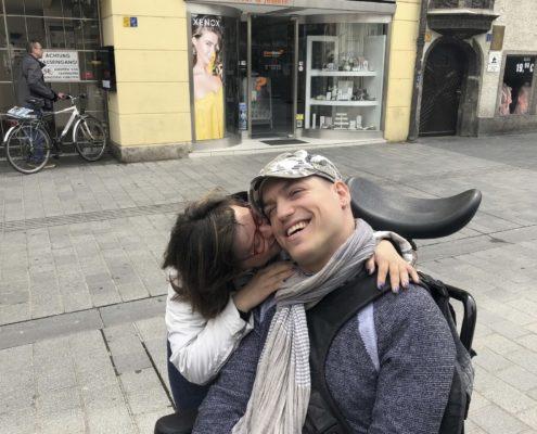 Stefania e Davide